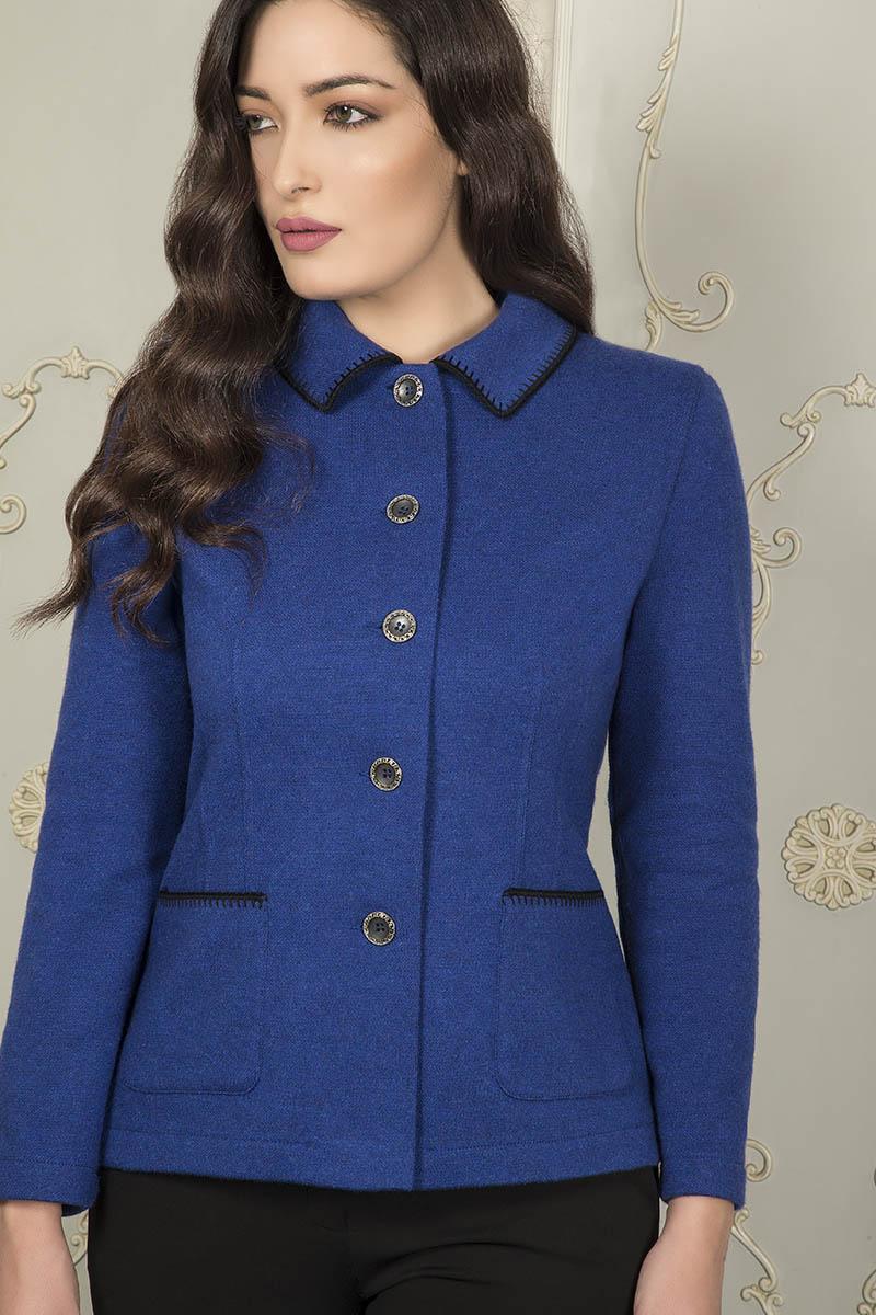Aldo Colombo Collezione 2019 2020 giacca blu lana