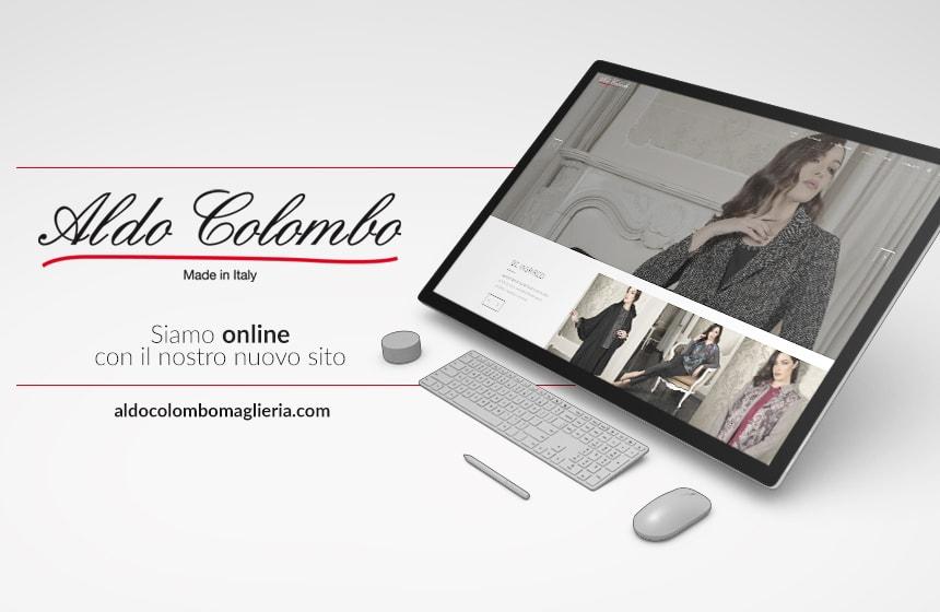 online nuovo sito aldo colombo